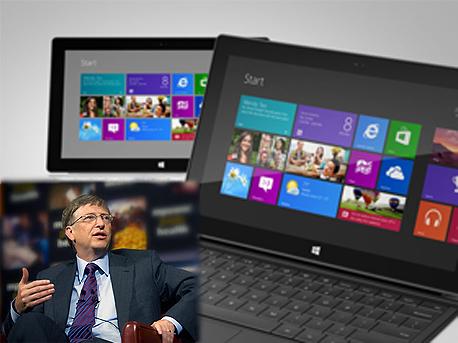 Windows 8-powered Surface better replacement for desktop ...