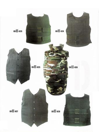 Nigeria gets bullet proof vest factory