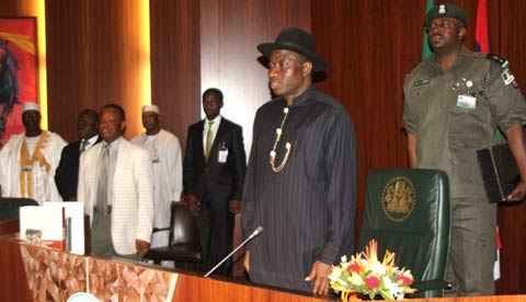 Insecurity in Nigeria dominates Council of State meeting