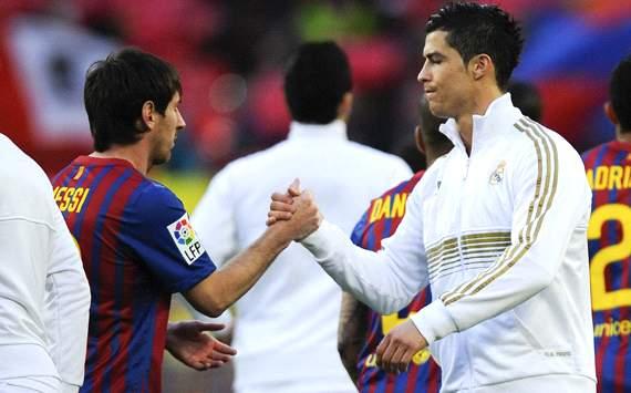 Messi, van Persie, Ronaldo others on Uefa Best Player shortlist