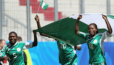 Falconets billed for Korea August 1 – NFF