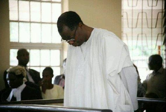 Absence of EFCC counsel stalls Gbenga Daniel's trial