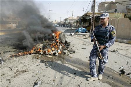 Bombs kill 50, wound 144 across Iraq