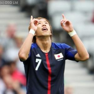 Japan stun Spain in Olympic football opener