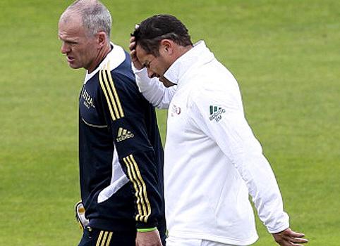 Cricket:Boucher can still regain some vision- Doctor