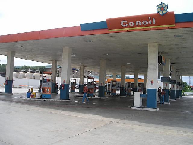 Conoil half year profit slumps 81 percent