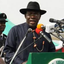 Dickson lays foundation for ecumenical centre in Bayelsa
