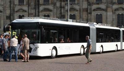 Germany gets world's longest bus