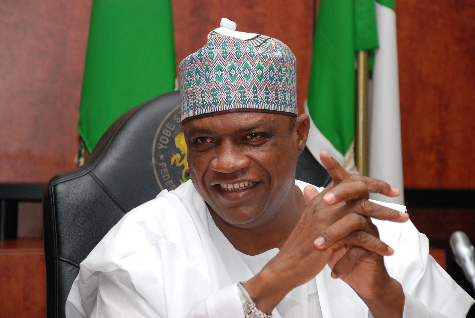 Gaidam blames opposition for violence in Yobe