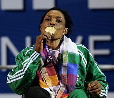 Nwokorie wins Nigeria's second gold medal in powerlifting at Paralympics games
