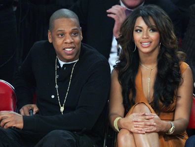 Beyonce and Jay Z named world's highest paid celebrity couple