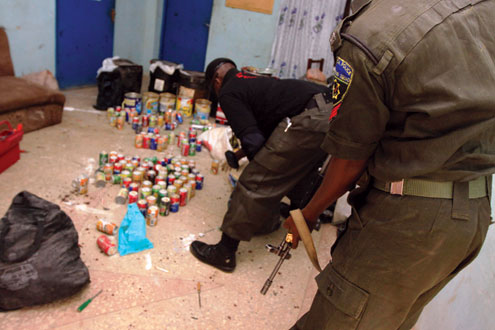 Kano: Police defuse over 900 bombs in 8months
