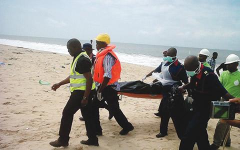 Kuramo ocean surge:Be prepared for more surge – Gov.Fashola
