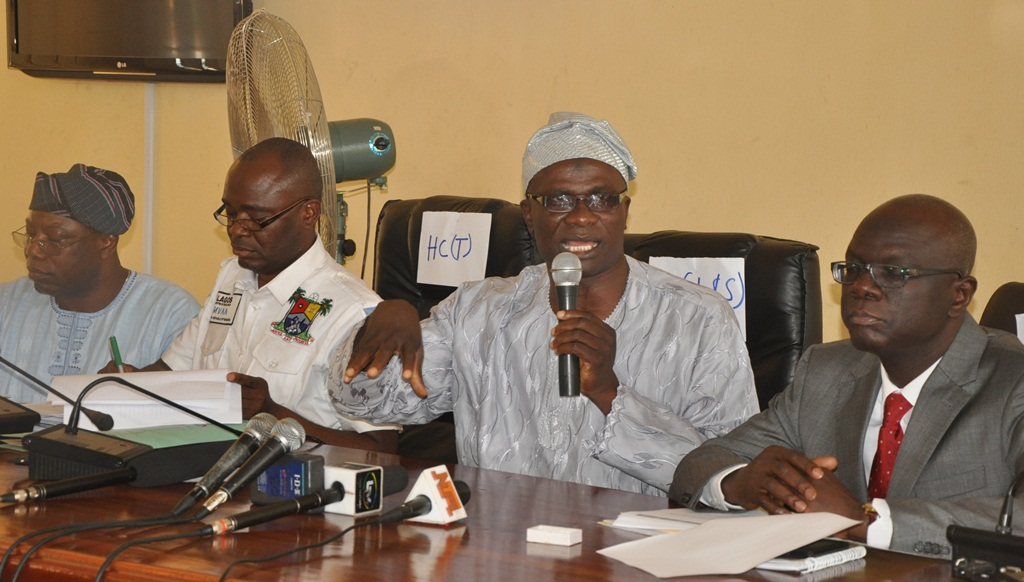 Lagos orders NURTW to leave motor parks