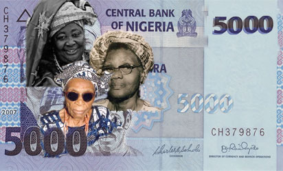 CBN suspends introduction of N5000 note