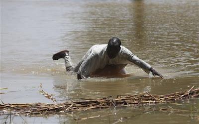 Flood Alert: NEMA orders immediate evacuation of communities along River Niger