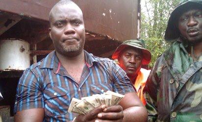 JTF officials turn down $30, 000 bribe, arrest suspected oil thief