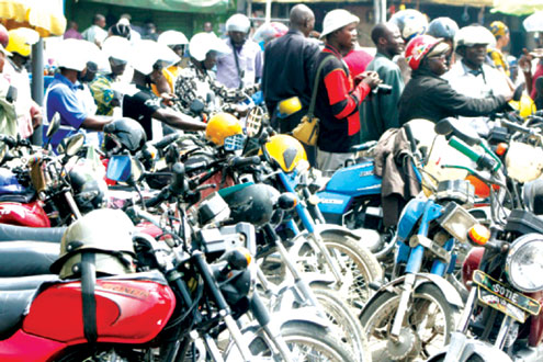 Bayelsa to ban commercial motorcycle from September, plans to bring in tricycles