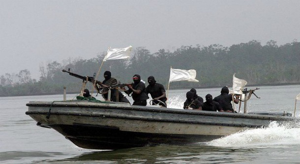Pirates attack ship in Niger Delta, kill 2 Naval guards, kidnap 4 foreigners