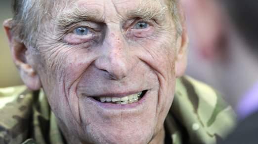 Duke of Edinburgh rushed to the hospital again