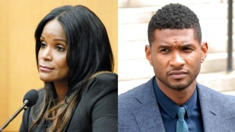 Court grants Usher full custody of sons