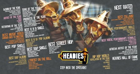 Bez tops nomination for 2012 Headies