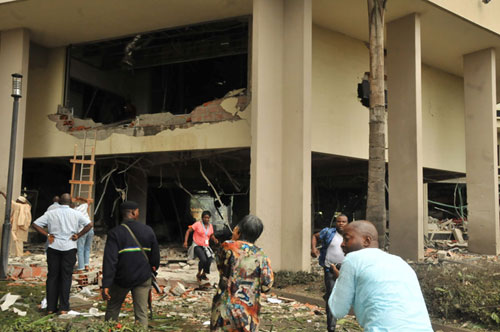 Our spirits are not dampened, official says one year after attack on UN House in Abuja