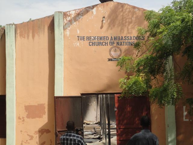 Five Killed in Yobe Church Attack