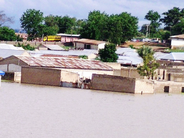 Flood sacks 14 communities; displaces 25, 000 persons in Benue