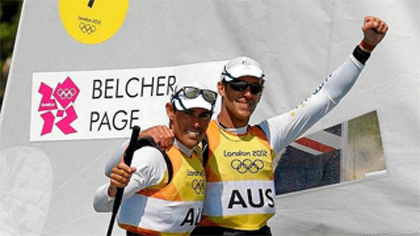 Olympics: Gold for Australia in sailing