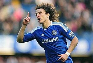 Barcelona pushing for David Luiz