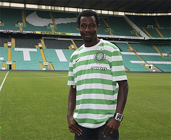 Ambrose Efe signs three year deal with Celtic