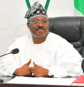 Ajimobi calls for inclusion of security education in the nation's academic curriculum