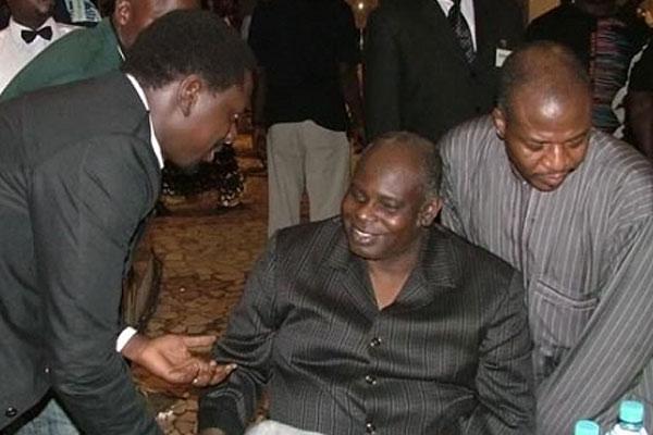 Presidential Pardon to Alamieyeseigha Sparks Outrage