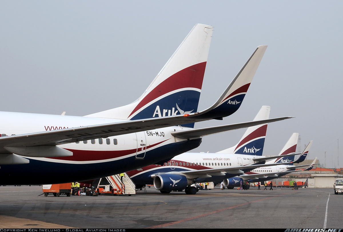 Senate committee recommends Arik Air as National flag carrier