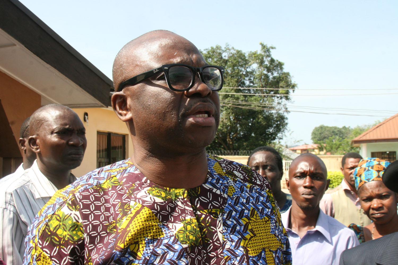 PDP readmits Fayose