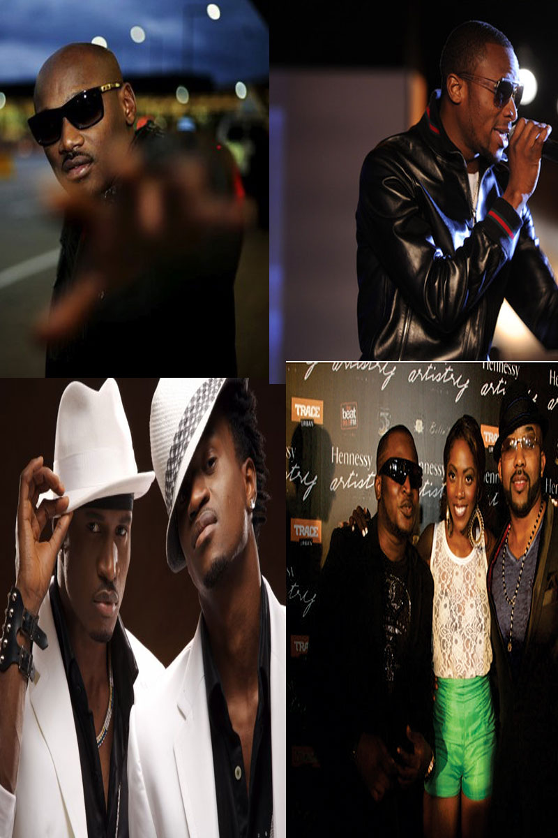 13 Nigerian artistes jostle for Channel O music video awards