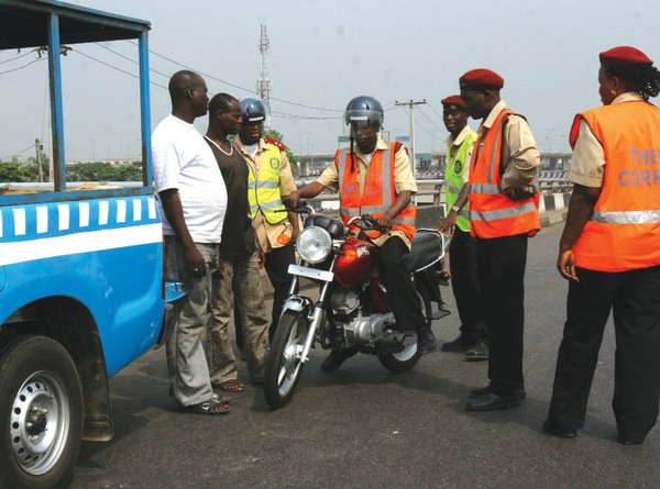 FRSC suspends enforcement and booking of offenders for one week
