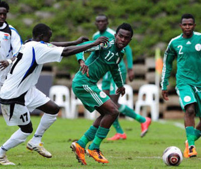 Flying Eagles To Play Friendly Game With Benin U-20