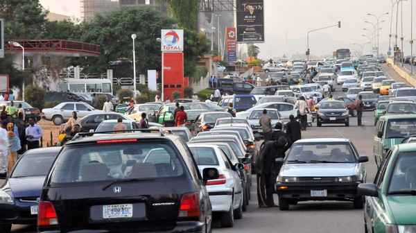 NNPC says there's enough fuel for next 30 days as scarcity hits Abuja