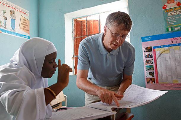 Bill Gates Didn't Cancel Visit Due To Alamieyeseigha's Pardon – Presidency