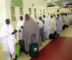 Hajj Pilgrims Receive Free Phones From Ogun State