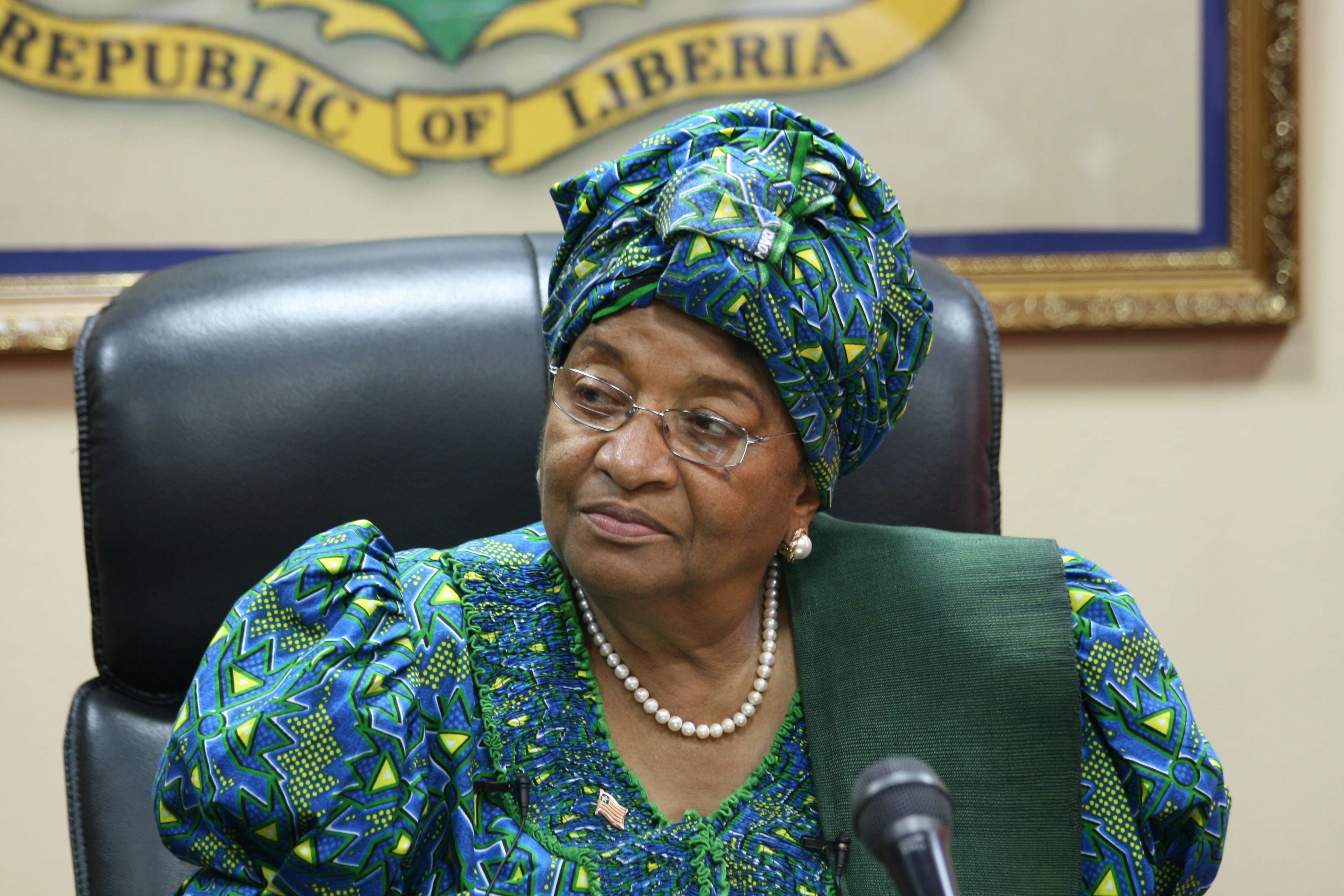 Johnson-Sirleaf warns of grave security situation along Liberia and Cote d'Ivoire border