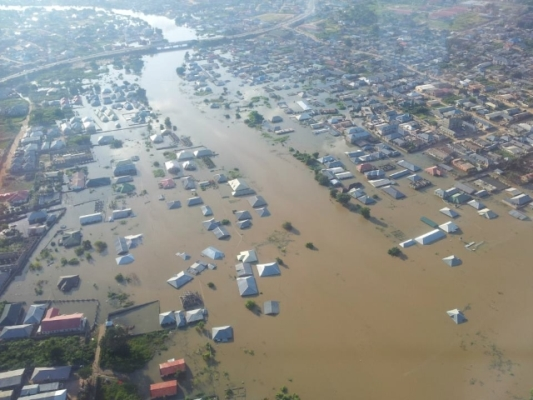 Red Cross International to raise N34m for flood victims in Nigeria