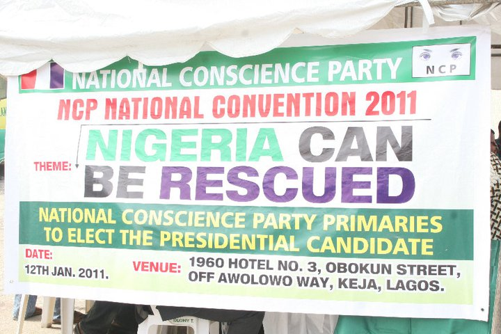 Don't deregister National Conscience Party, court orders INEC