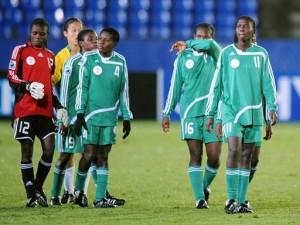 Nigeria U17 team