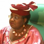 The Coordinating Minister of the Economy and Minister of Finance, Ngozi Okonjo-Iweala