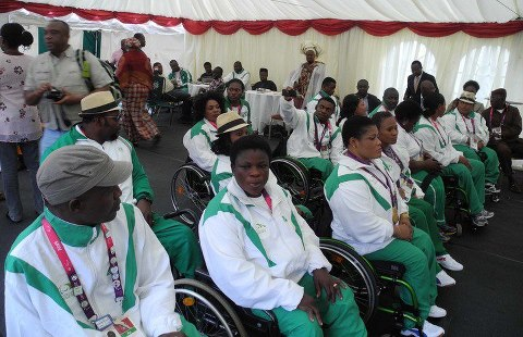 Jonathan plans big reception for Paralympic team on Saturday