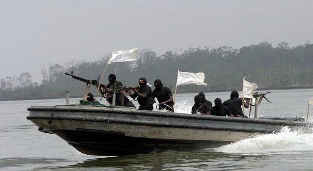 Pirates seize oil tanker, kidnap crew off Nigeria