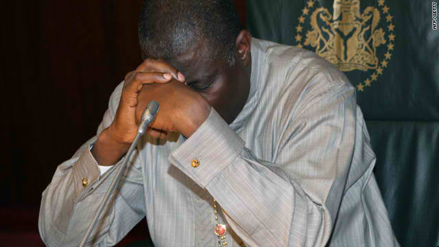 2012 Budget: Court to rule on Jonathan's impeachment